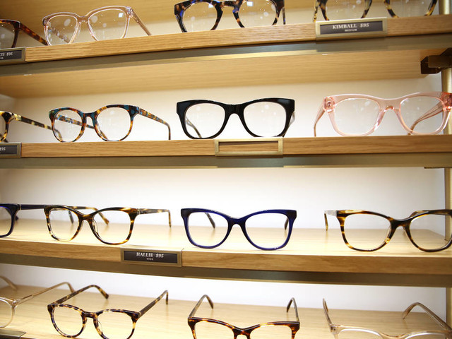 Warby Parker to open 1st Nevada store in Downtown Summerlin
