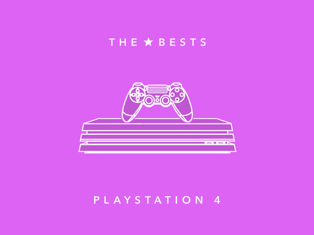 The 15 Best Games For The PlayStation 4