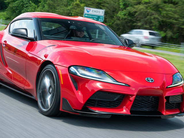 Car of the Month: 2020 Toyota GR Supra