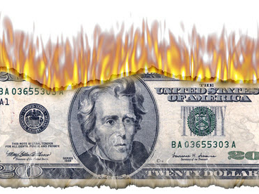 Cash Burn: The Slayer Of Headless Unicorns And Electric Rocket Ship Dreams