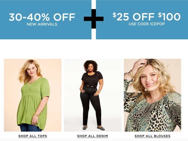 Plus-size clothing chain Avenue is closing all 222 locations. Here's the full list.