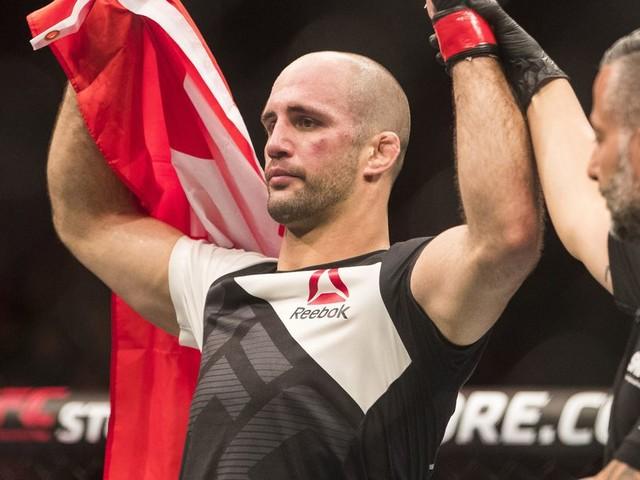 Volkan Oezdemir not surprised he's fighting Daniel Cormier at UFC 220 despite arrest