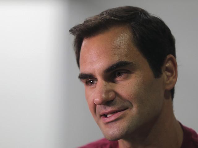 AP Interview: Federer figures Nadal, Djokovic will pass him
