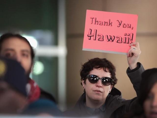 Trump's Travel Ban Gets Blocked, Again (Again)