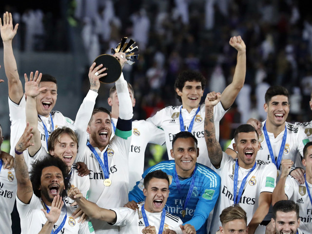 APNewsBreak: FIFA wants 24-team, summer 2021 Club World Cup
