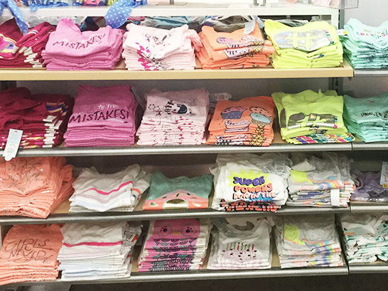 Graphic Tees for Kids & Toddlers ONLY $2.85 at Target – Black Friday Deals LIVE!