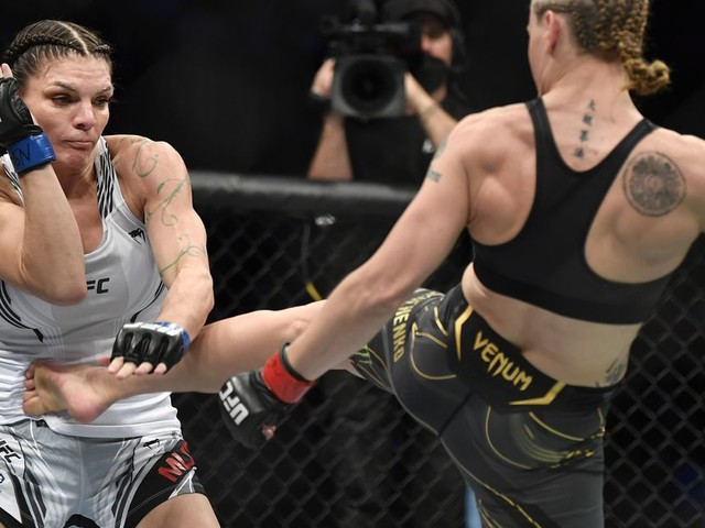 Murphy responds to loss at UFC 266: 'Rough night at the office'