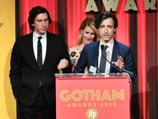 'Marriage Story's' Big Night at Gotham Awards Could Mean More Oscar, Golden Globe Traction