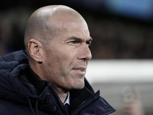 Real Madrid Not Thinking About El Clasico, Says Zinedine Zidane