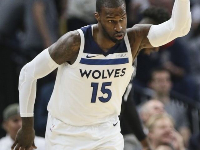 Suddenly, Shabazz Muhammad's not playing for Wolves