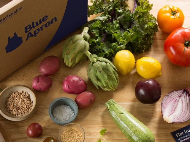 Blue Apron priced its IPO at $10 a share — after slashing the amount it wanted to raise