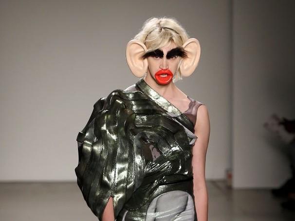 FIT fashion show raises questions of diversity, creativity