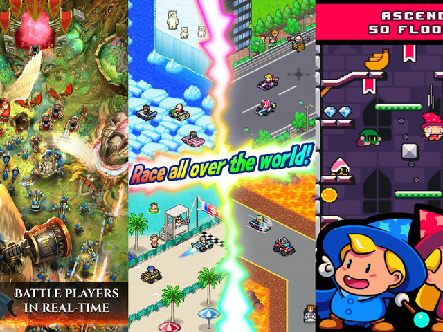 7 free iPhone games that just launched on the App Store this week