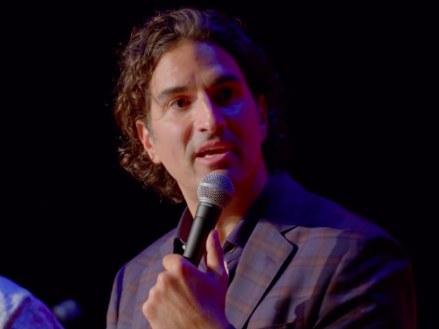 """Comedian Gary Gulman: Opening Up About Depression Has Been """"A Reward"""""""