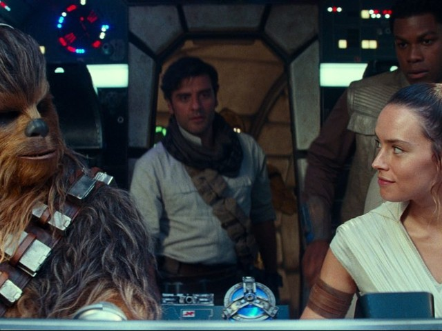 'Star Wars: The Rise Of Skywalker': First Day Pre-Sales 2nd Best For Atom Tickets