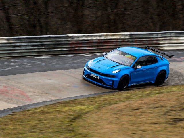 Watch Out, the Nürburgring Has a New 4-Door and FWD Record Lap King