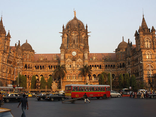Delta / Air France / KLM Royal Dutch: Boston – Mumbai, India. $626. Roundtrip, including all Taxes