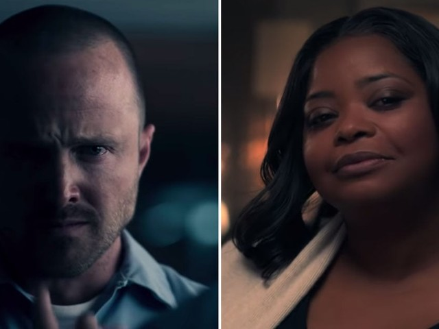 Octavia Spencer and Aaron Paul Track Down a Murderer in Apple TV+'s Truth Be Told