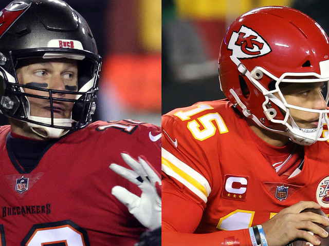 Tom Brady vs. Patrick Mahomes: A Battle of the Ages