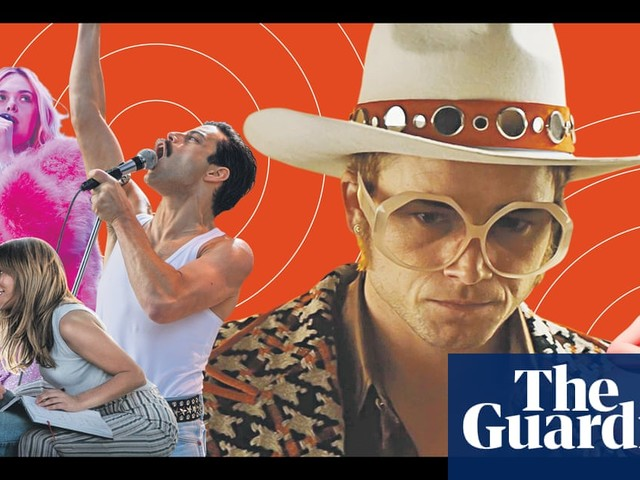 Rocketmen, raves and rhapsodies: how the music movie became a Hollywood hit