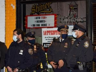 New sheriff in NYC? No, but pandemic lifts obscurity of one