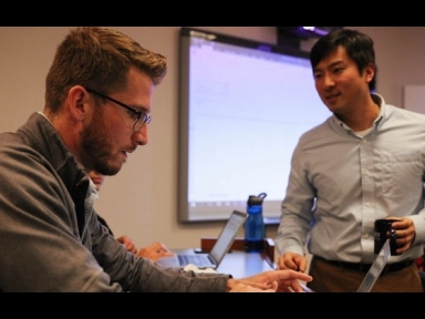 Office Hours: A Q&A with Assistant Professor, Finance, Chenguang Shang