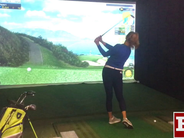 CES 2019: Golf, an old-fashioned sport, sees technology wave