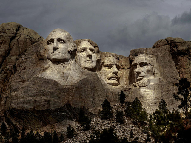 How Mount Rushmore Became Mount Rushmore