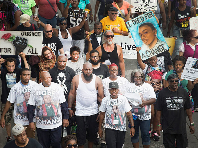 Three years after Mike Brown's death, police continue to take black lives without accountability