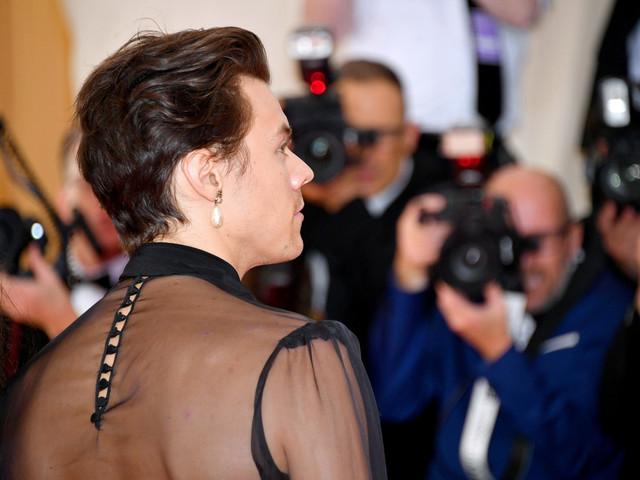 Harry Styles's 'Fine Line' Era Is High-Fashion Lightning in a Bottle