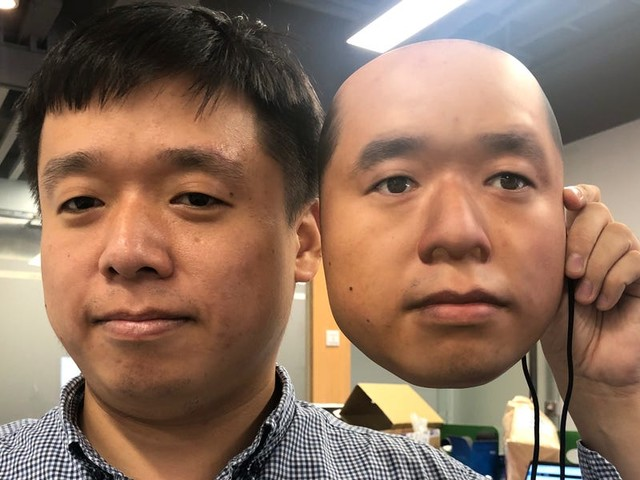 This AI startup went viral after fooling airport facial recognition with printed masks. Here's the pitch deck it used to raise $73 million from Alibaba and Sequoia Capital.