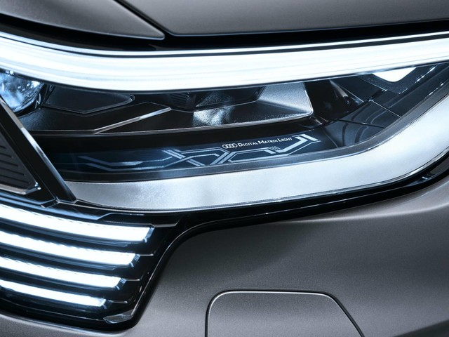 Production Audi E-Tron Sportback Teased, Will Be Joined In LA By RS Q8