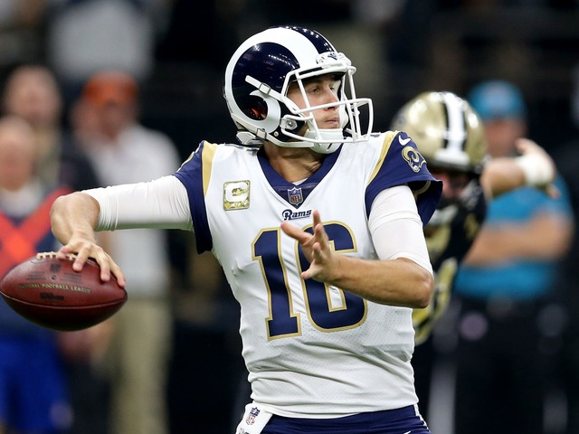 Los Angeles Rams preparing for raucous Superdome crowd in NFC Championship