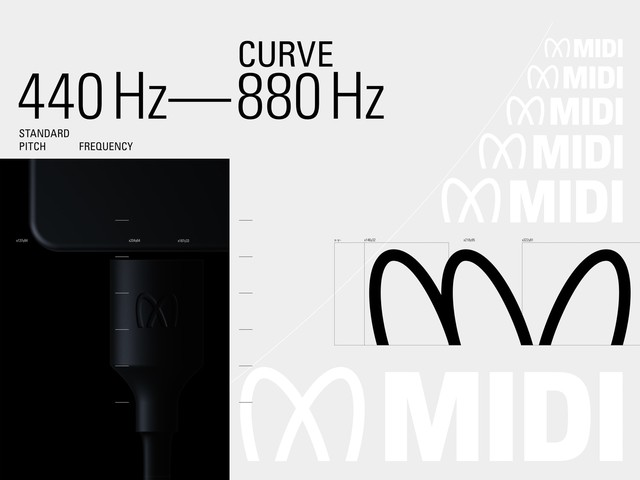 MIDI has a slick new brand identity, courtesy Pentagram, in time for 2.0