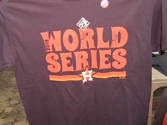 Where to find Astros ALCS Champs and World Series gear