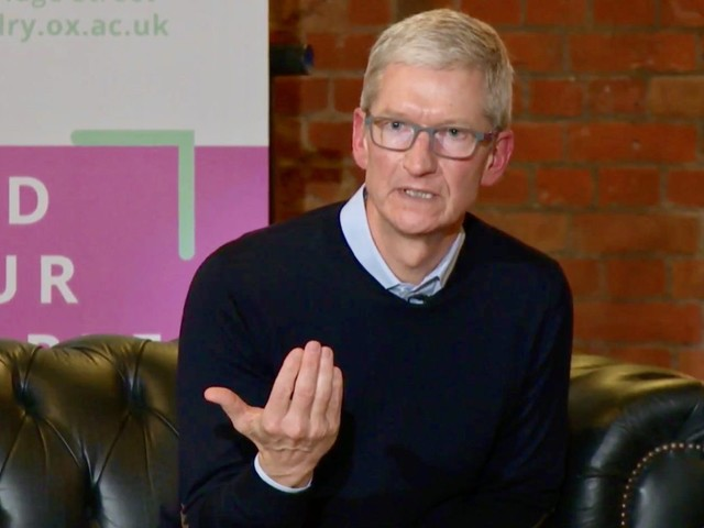 Tim Cook and Charles Koch demand Congress protect 'dreamers' before the year's end