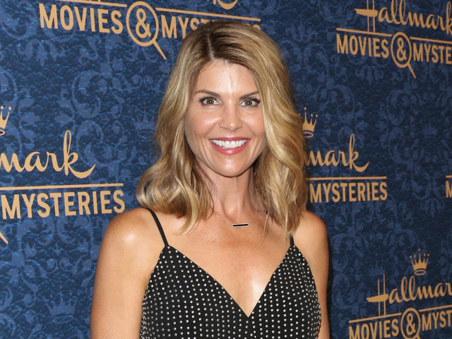 Lori Loughlin left out of new Hallmark poster after college admissions scandal