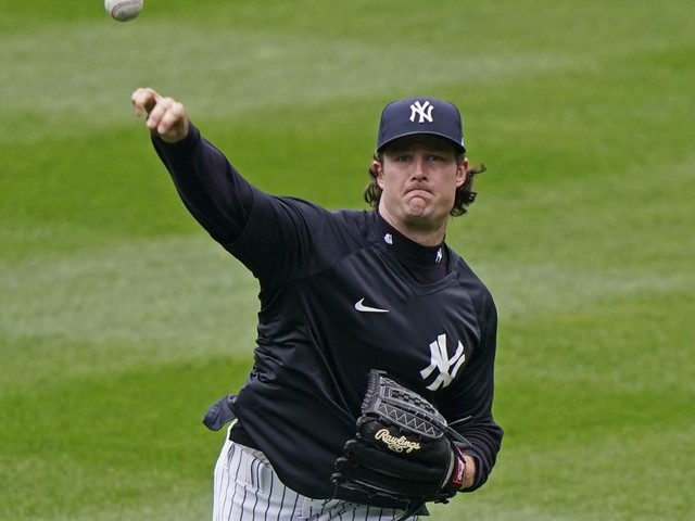 Cole looks forward to family and fans at Yankee Stadium