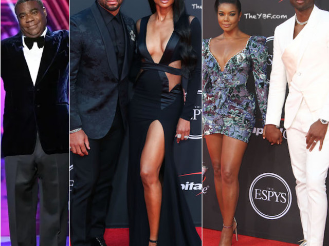 2019 ESPY Awards: Twitter Hated Tracy Morgan's Monologue + The Wilsons Dished Marriage Secrets + The Wades Got Stylish
