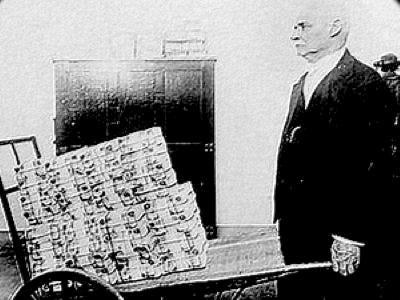 Hyperinflation, Money Demand, & The Crack-Up Boom