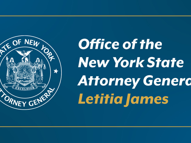 Attorney General James Calls on Congress to Prioritize Funding for Programs to Address Climate Crisis, Environmental Injustice