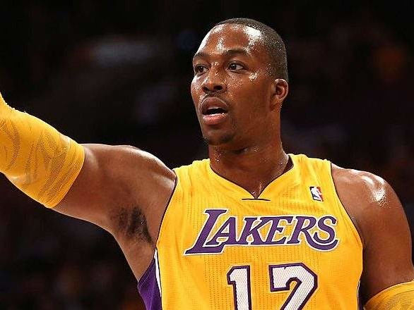Lakers Roster & Starting Lineup After Dwight Howard Signing