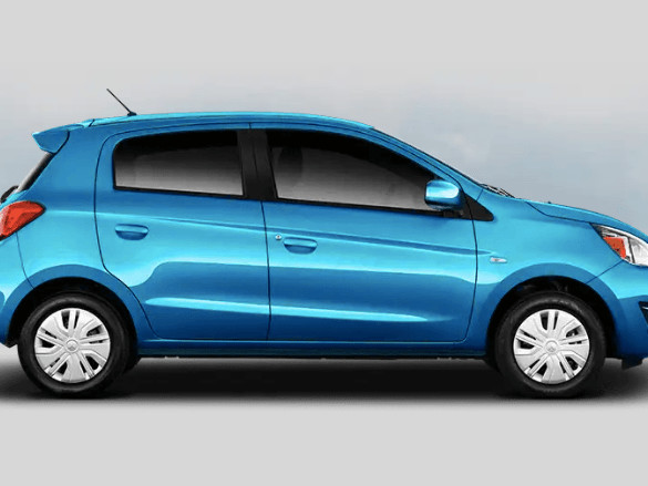 Ace of Base: 2019 Mitsubishi Mirage