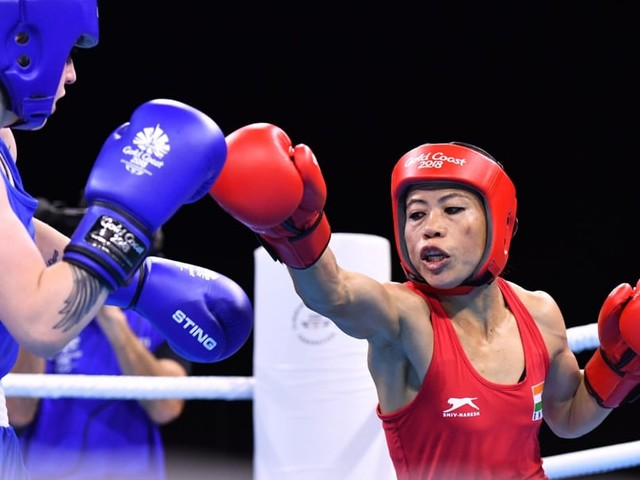 Nikhat Zareen Demands Bout With Mary Kom Ahead Of Olympic Qualifiers