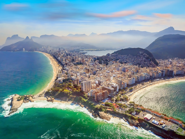 Deal alert: Nonstop business-class flights to South America have dropped to $917 round-trip