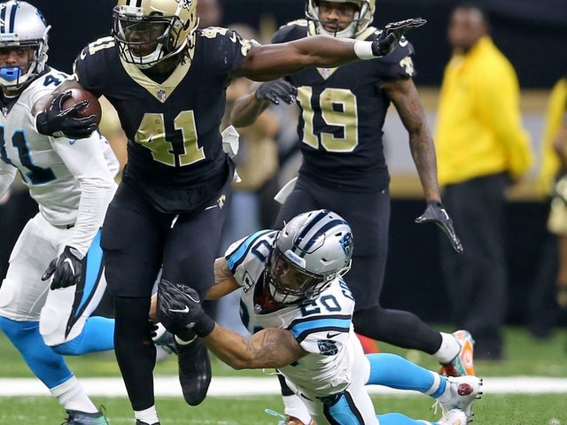 Saints vs. Falcons 2017 live results: Score updates and highlights from 'Thursday Night Football'