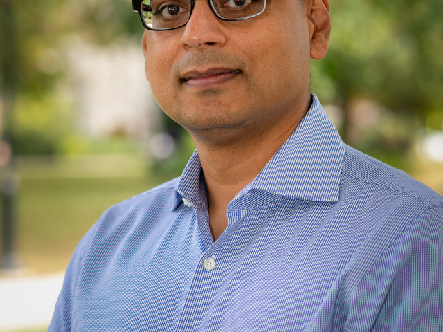 A Word with Newly Appointed dean, Dr. Vishal Shah