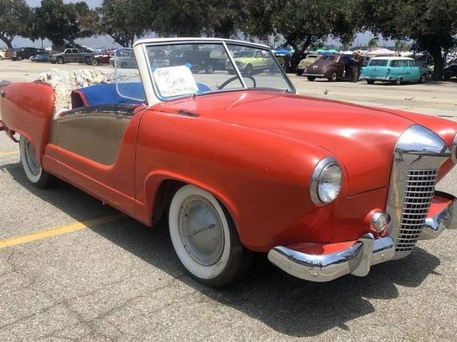 Hemmings Find of the Day: 1951 Kaiser Henry J custom