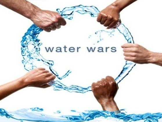 The Growing Threat Of Water Wars