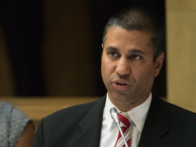 Ajit Pai announces he will step down from FCC on Jan. 20